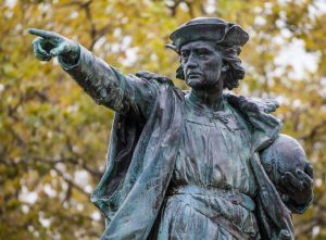 Statue-Christophe-Colomb