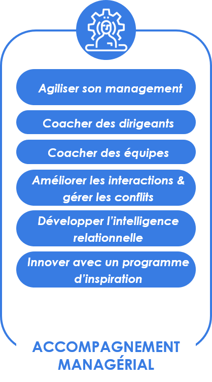 accompagnement managérial