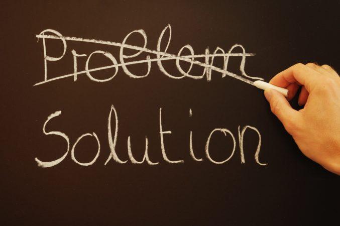Pratiquez la solution, pas le problème !