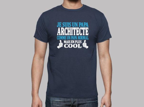 L'architecte est un parent comme les autres