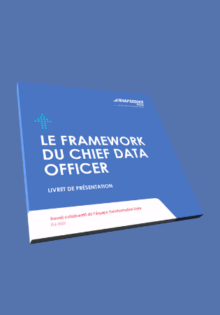 POURQUOI UN FRAMEWORK DU CHIEF DATA OFFICER ?